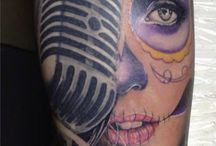 Throwback tattoos / Tattoos made in Blackbox