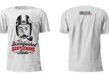 T-Shirt personalizzate / T shirt ideate da me