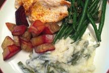 Healthier Meals / by Sharon Via Hoebing