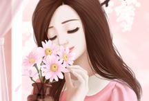 Kecantikan orang asia