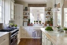 kitchen ideas / by heidi Lonergan