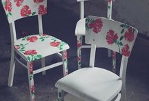 my chairs / design