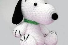 Snoopy häkeln