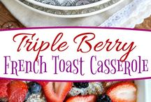 Mother's Day Brunch Recipes and Ideas / Mother's Day Brunch Recipes and Ideas