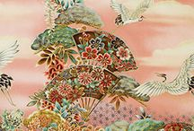 Imperial Collection 9 by Robert Kaufman / Asian-Inspired Cotton Quilting Fabric cotton fabrics collection of Robert Kaufman