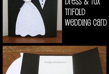 Inspiration: Wedding/ Anniversary Card