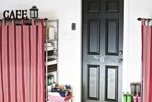 Garage organization / by Corye Kimbrough