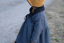 Children's wear / Adorable tiny fashion / by Genevieve Gilchrist