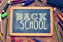Back to School Savings / Make sure your lighting & appliances make the grade this year by choosing energy-efficient options.