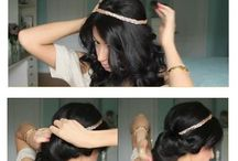 Hair styles / Beauty