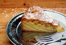 Pies, tarts & puddings galore