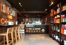 Coffee shop / Design