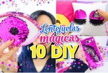 DIY Lentejuelas