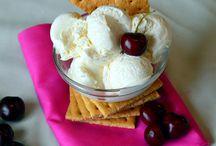 Ice Cream Maker Mixes