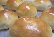 rolls & bread