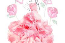 virág ruhák
