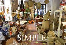 referentes escaparates y artesanía / escaparates inspirados en la artesanía