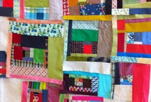 Quilts and quilting / by Celia Mance