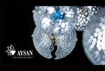 AYSAN ┃ CONTEMPORARY COLLECTION Videos / Brand new Collection of Contemporary Lighting, designed by Jitka Horcickova for AYSAN.