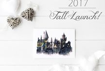 Fall Collection - Fall Home Decor / Art to fit your home