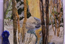 Quilts - landscape / by Gwendolyn Fox Roark