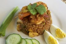 Thai Fried Rice Recipes / Delicious Thai fried rice recipes that are so easy to make!