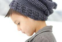 *Shawls, hats & mittens* / Warm & cosy!