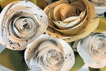 Creative~Art~Paper love / All Things Paper~ / by Amanda Hutton-Hakkarainen