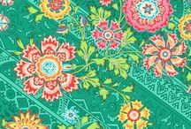 látky - fabrics