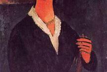Maria Mignosa / Amedeo Modigliani