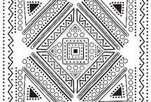 Indyjskie wzory...