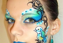 Face painting / by Julie Crogie