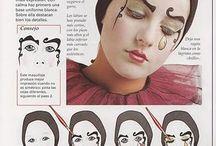 maquillaje escolar