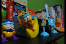 Garfield collection / My collection of garfield