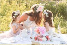 Mommy & Me photoshoot