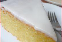 Gâteau amandier