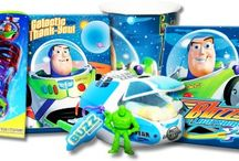 Buzz Lightyear Birthday Party Ideas, Decorations, and Supplies / Buzz Lightyear Party Supplies from www.HardToFindPartySupplies.com, where we specialize in rare, discontinued, and hard to find party supplies. We also carry several of the more recent party lines.  / by Hard To Find Party Supplies