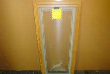 Shotgun Cabinet Doors