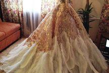 Księżniczkowe sukienki