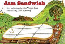 Wildly creative children's books