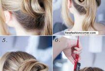 Vlasy a make-up