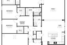 Floor plans / by Ashleigh Lauderdale