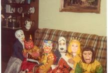 hallowe'en / spooks+haunts+pumpkins+parties / by Jennifer Diane