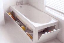 Home - Bathroom / by Brieanna Sheahan-Wilson