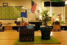 Classroom Setup  / by Cecy Guzmán Castro