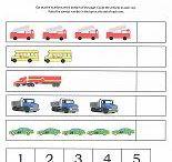 Cut and Paste Activities / Fun cut and paste activities for preschoolers