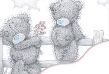 tatty teddy's / by Tanya Tolson