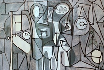 """Picasso ♥ / """"Good artists copy, great artists steal"""" - Pablo Picasso"""