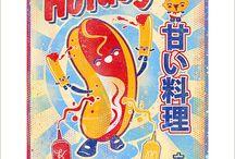 Kawaii/Vintage Japanese Poster