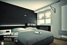 Wnętrza - sypialnia